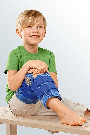 stable knee orthosis immobilize children