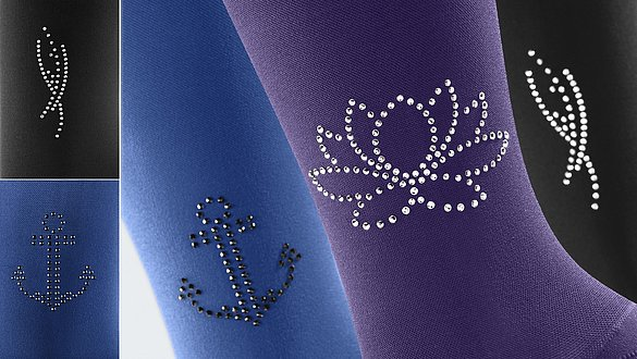Compression stockings for venous treatment