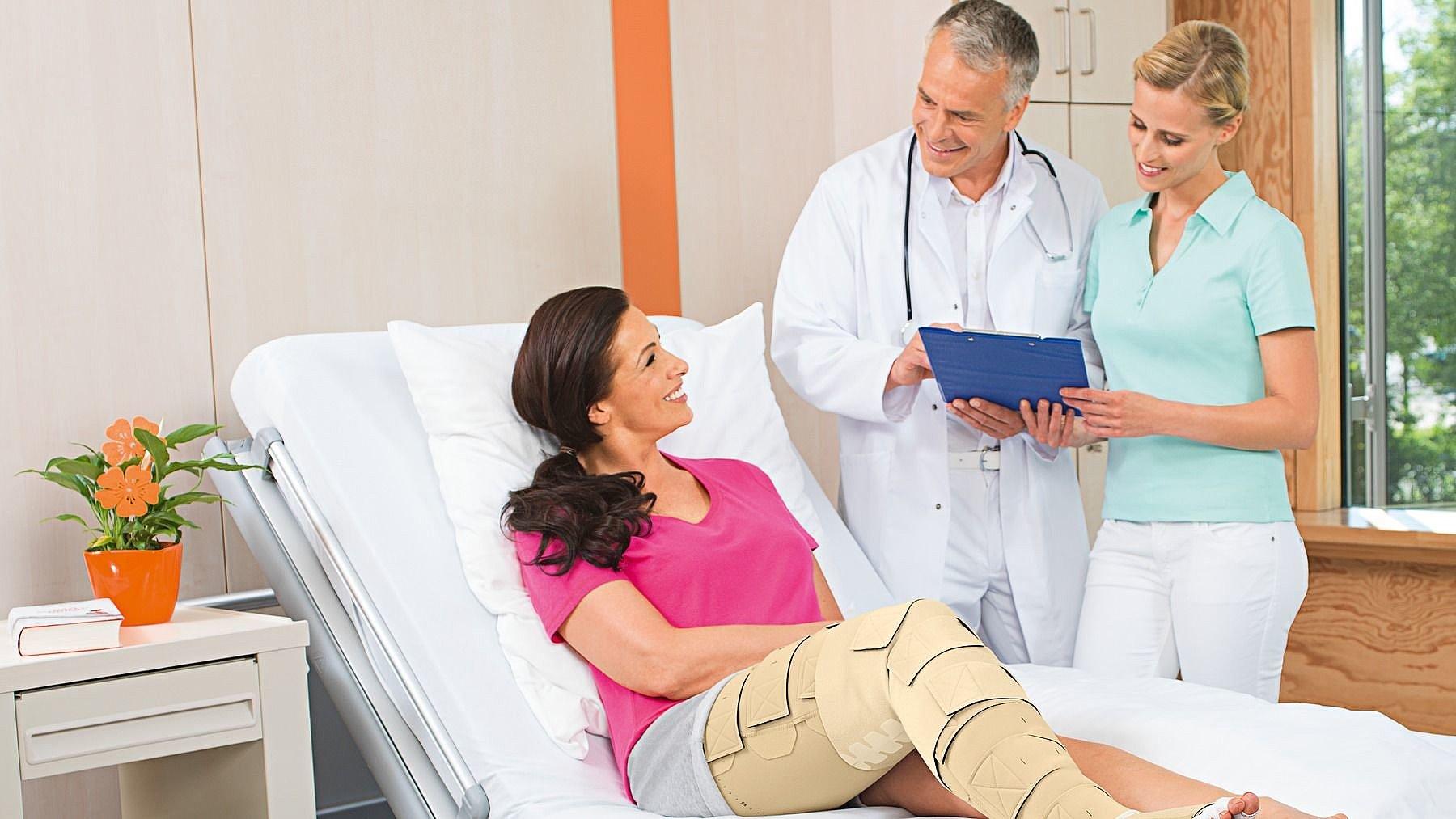 Circaid reduction kit leg