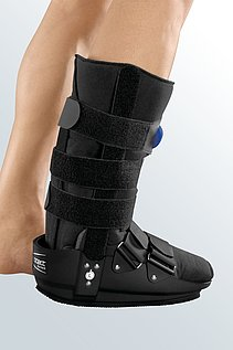 lower leg foot orthosis stabilization