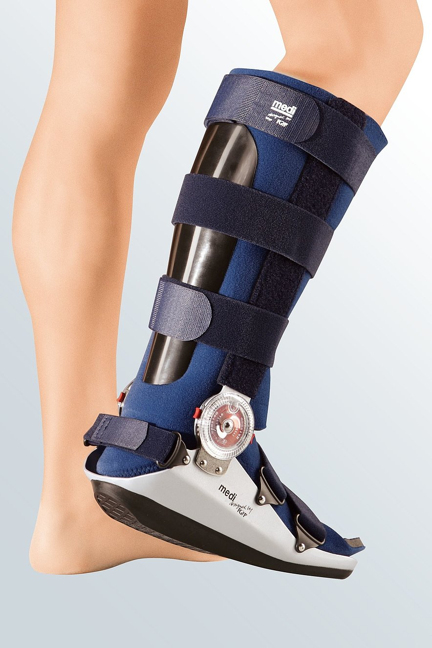 Ankle foot supports from medi