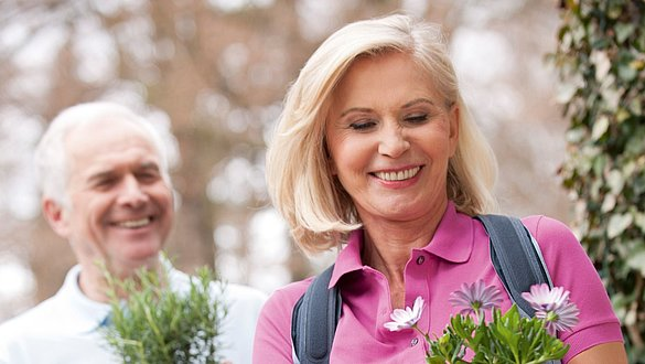 Staying active with osteoporosis