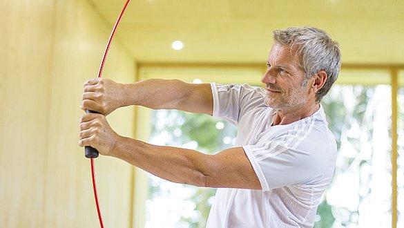 Shoulder supports medi archery -