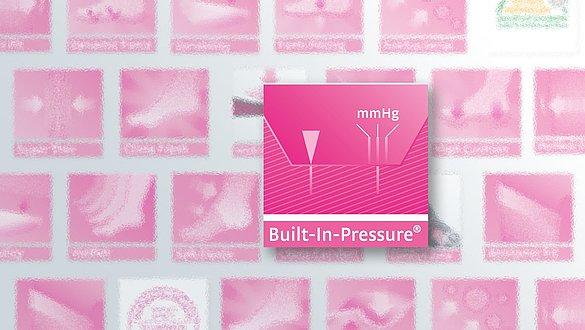 circaid® Built-In-Pressure System - circaid® Built-In-Pressure System