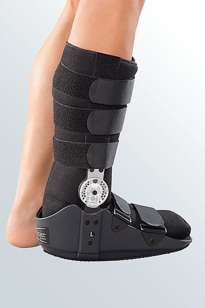 lower leg foot orthosis compression
