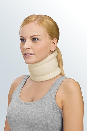 Protect.Collar soft with bar ruff