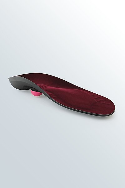 insole carbon foot problems comfort