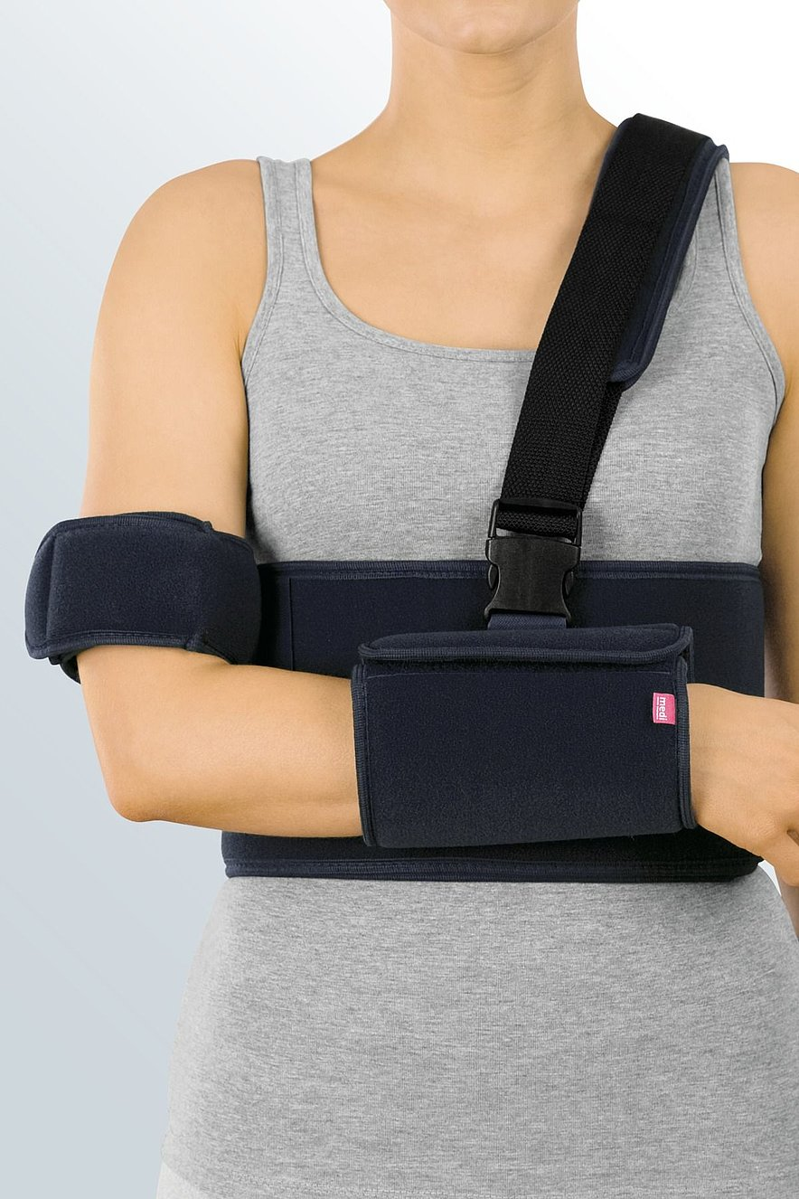 medi Arm fix shoulder immobilisation support - medi Arm fix shoulder immobilisation support