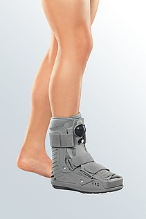 orthosis postoperative ankle
