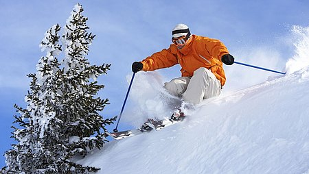 The correct skiing gear - The correct skiing gear