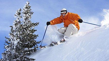 The correct skiing gear - The correct skiing gear