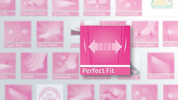 Perfect Fit - Precise compression dosing - Perfect Fit - Precise compression dosing