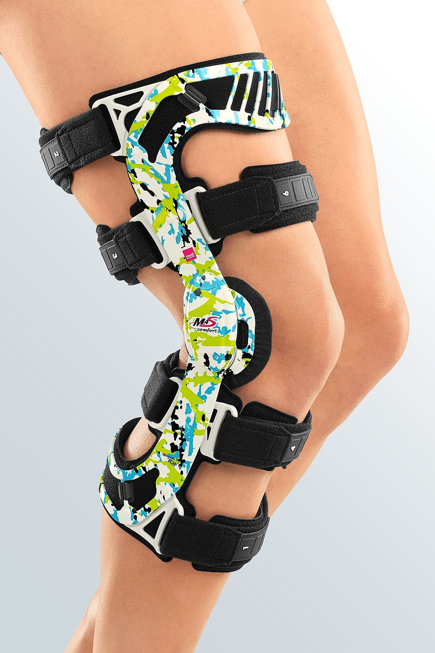 knee brace M.4s® comfort from medi - knee brace M.4s® comfort from medi