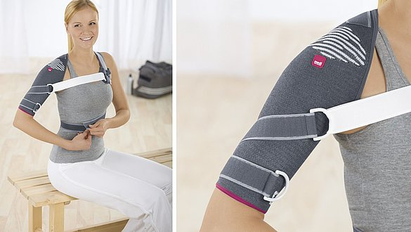 Shoulder supports from medi - Shoulder supports from medi