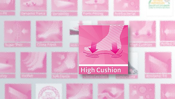 High Cushion - High Cushion