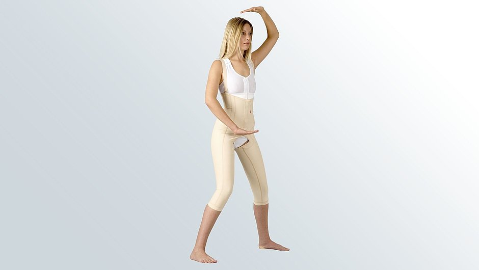 Lipomed skinline compression garments aesthetic surgery