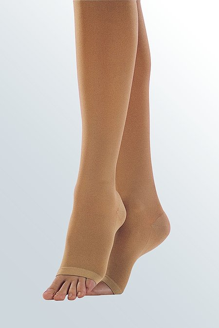 Open toe models for compression stockings from medi - Open toe models for compression stockings from medi