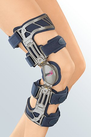 knee orthosis osteoarthritis stable cushion