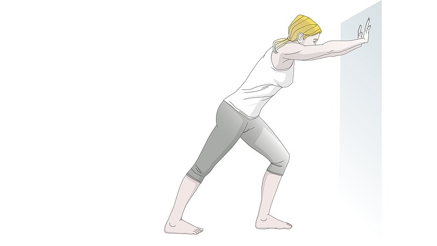 stretching your calves - stretching your calves