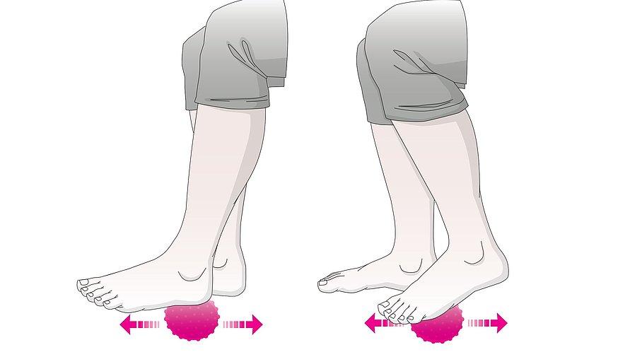 Fußmassage - Fußmassage