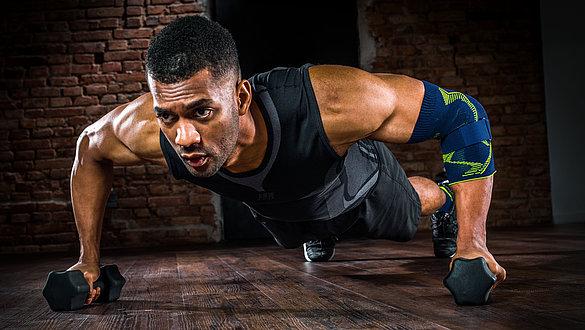 E+motion Bandagen: Hohe Flexibilität und Stabilität