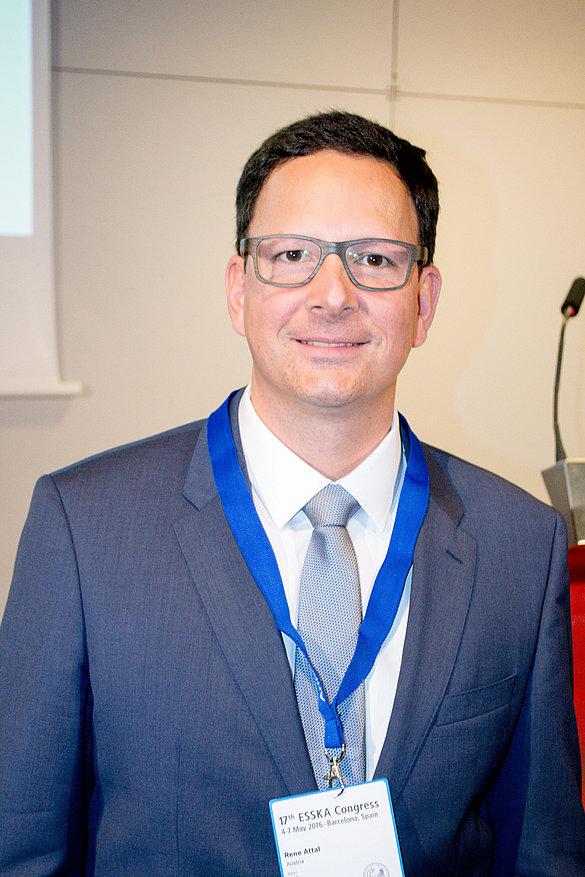 Associate Professor René El Attal MD