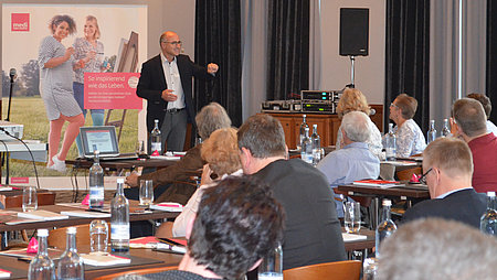 Seminarleiter Prof. Dr. med. Gerd Rudolf Lulay - Seminarleiter Prof. Dr. med. Gerd Rudolf Lulay