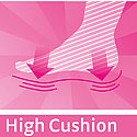 High cushion von medi