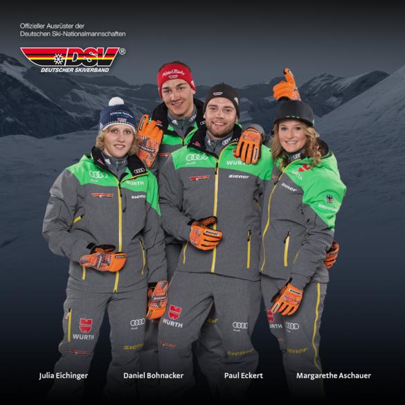 DSV Ski-Crosser vertrauen auf E⁺motion®