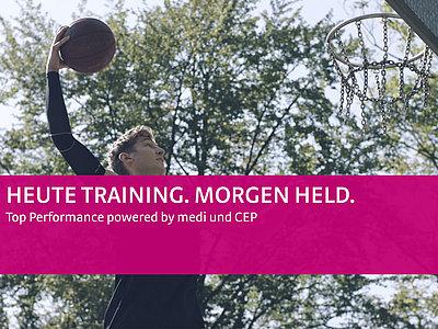 medi bayreuth Basketball – Top Performer vertrauen auf E⁺motion® Sportbandagen von medi