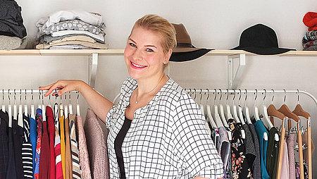 Lipödem-Patientin und Mode-Bloggerin Caroline Sprott - Lipödem-Patientin und Mode-Bloggerin Caroline Sprott
