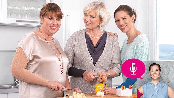 Lymphödem nach Brustkrebs Interview mit Christine Raab - Lymphödem nach Brustkrebs Interview mit Christine Raab