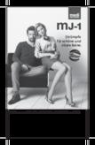 MJ 1 Anzeige 92x145 Paar sw