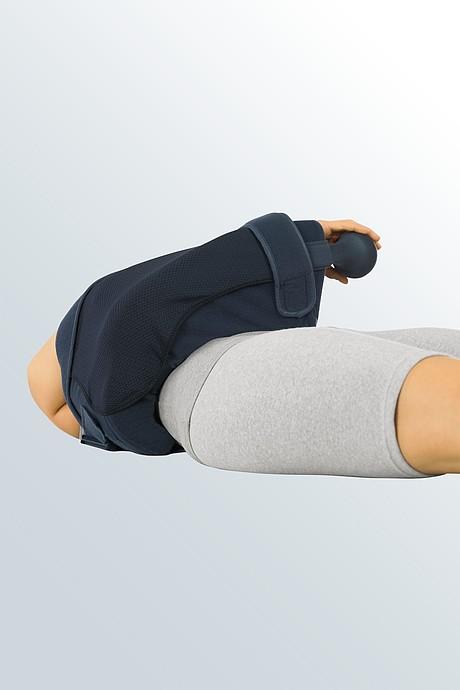 medi SAS multi Schulterabduktionsschiene Detailansicht von unten