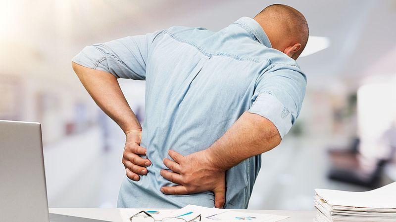 Rückenbeschwerden