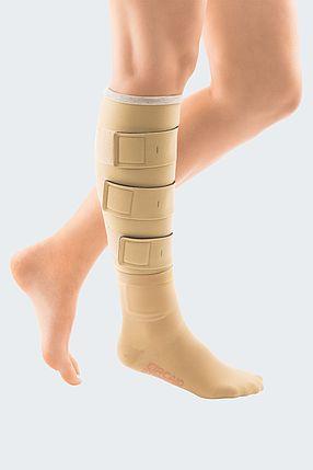 circaid juxtafit premium lower leg compression anklet