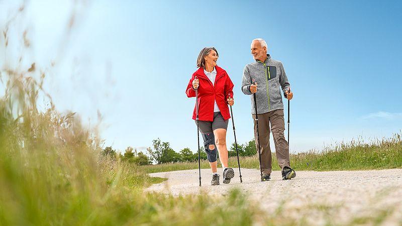 Gonarthrose: Anlaufschmerzen nach Ruhephase