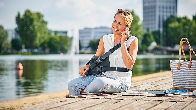 medi SAS multi shoulder orthosis
