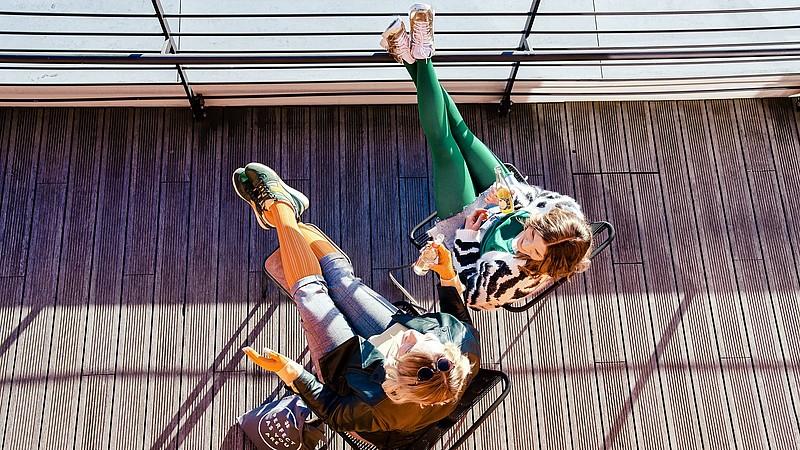 mediven compression stockings in trend colours