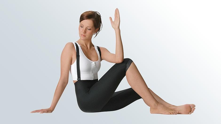 lipomed blackline Kompressionshose Liposuction