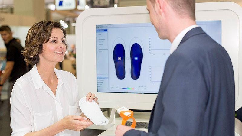Bewegungsanalyse als Basis für die Versorgung von Fußfehlstellungen