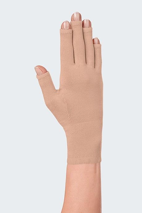 mediven harmony Handschuh in Caramel