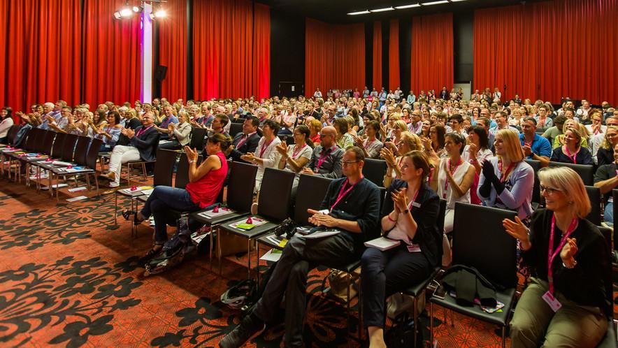 350 Experten tauschten sich auf der 11. Synergie in Bonn über die Zukunft der Lymphologie aus.